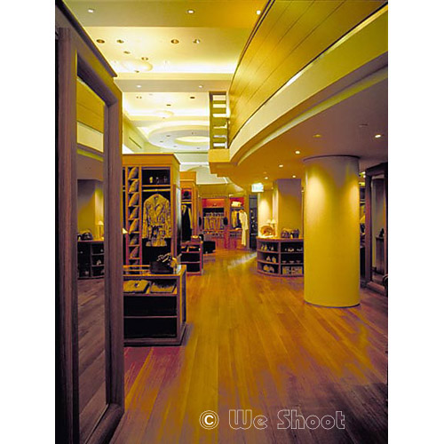 Commercial Architecture Photography- Retail