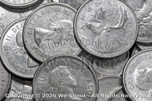Seattle Coin Photography by We Shoot